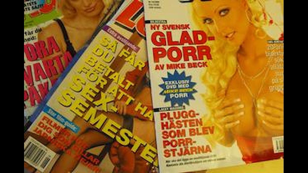 Svenska Porrtidningar
