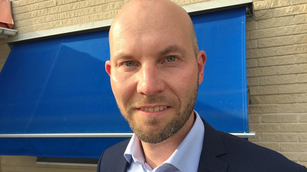 Claes Nordmark (S) Boden