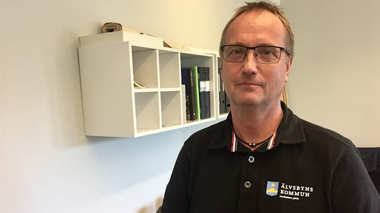Tomas Egmark (S), kommunstyrelsens ordförande i Älvsbyn.