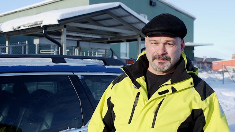 Gruvtolvans ordförande Ove Stålnacke.