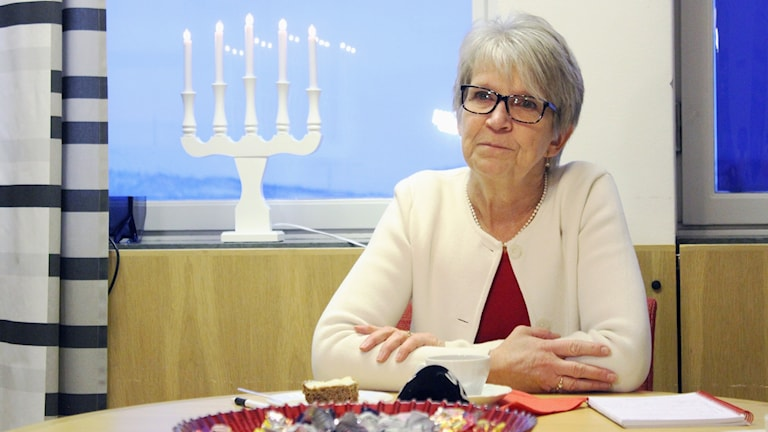 Kirunas kommunalråd Kristina Zakrisson (S) slutar efter denna mandatperiod.