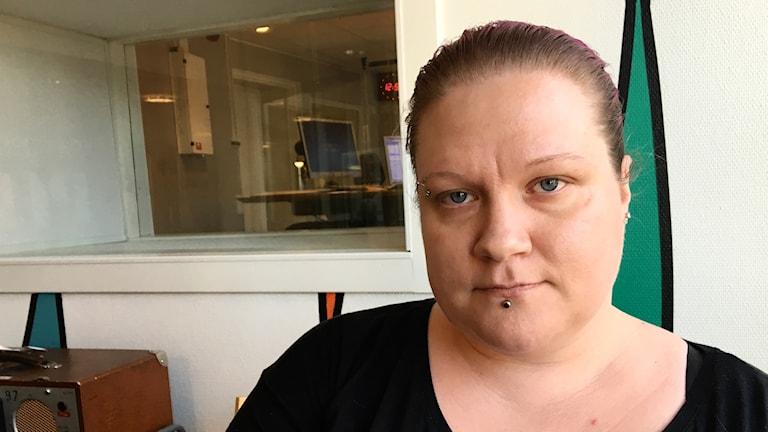 SPES kontaktperson i Luleå, Marina Johansson