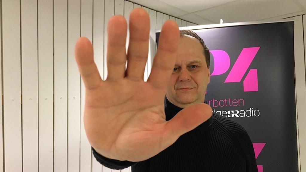 Stefan Andersson chef för ambulansverksamheten i Luleå