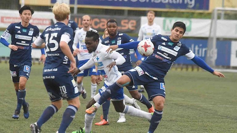 IFK Luleå-Umeå FC.