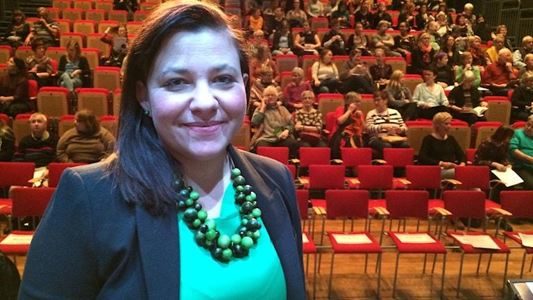 Hanna Gerdes, människorättsjurist.