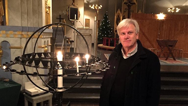 Hans Stiglund, biskop i Luleå stift.