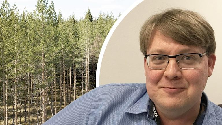 Anders Sand, processchef hos Boliden