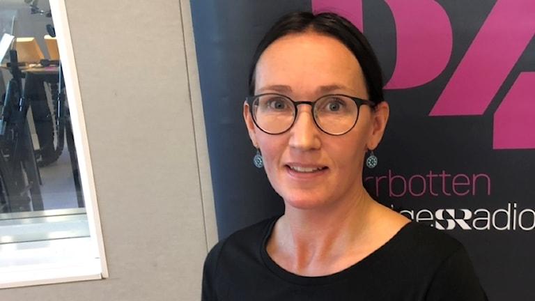 Camilla Eriksson Sundberg Vårdförbundet