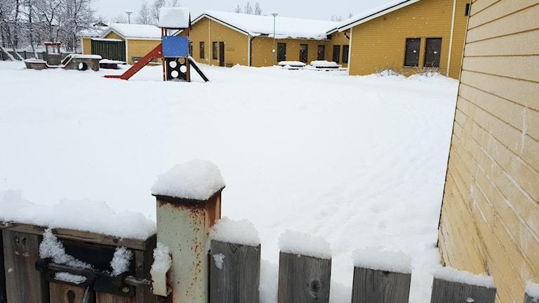 Förskolan Jökeln i Kiruna.