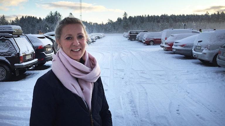 Karolina Fahlman.