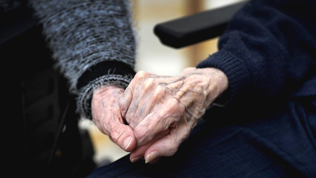 Dilemma då demenssjuka söker nya sexpartners