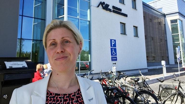 Ulrika Sundquist, HR-direktör Region Norrbotten