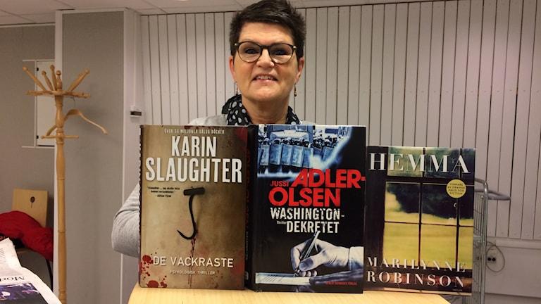 Dagens boktips med Agneta Krohn Strömshed hämtar sin inspiration i USA, efter valet.