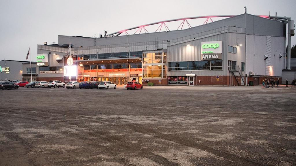 Coop Norrbotten Arena i Luleå