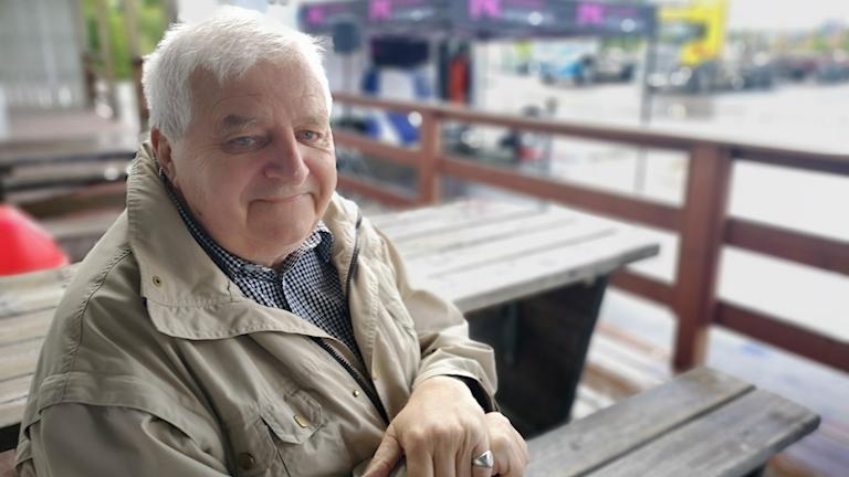 Intresset för miniubåten Spiggen har växt och nu ska den hamna under tak, berättar Christian Braunstein.