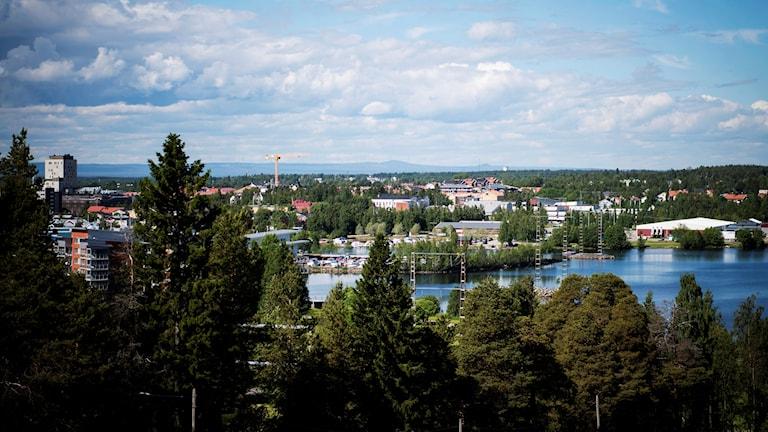 piteå, kommun, stad
