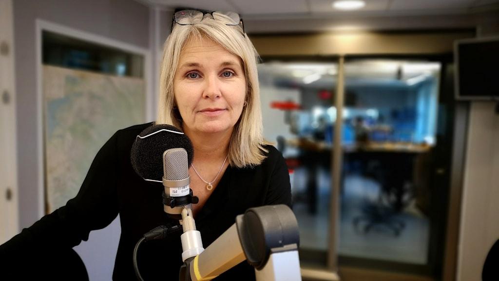 Sandra Warg vd för Filmpool Nord.