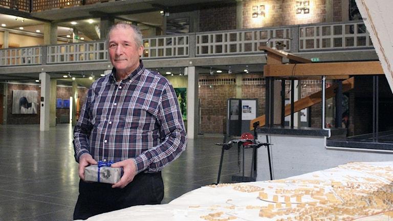 Kristdemokraten Svante Pounu slutar med sina politiska uppdrag i Kiruna kommun.