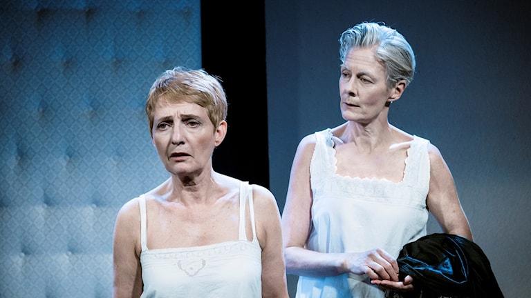 Försvinnandet, Maria Selbing och Åsa Ekberg