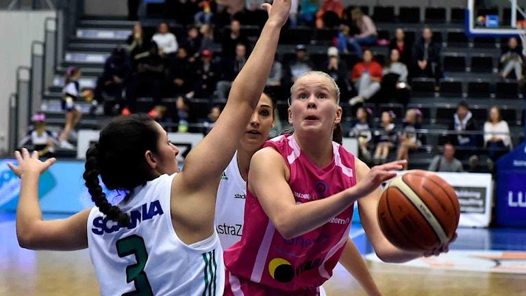 Sofia Hägg Luleå Basket