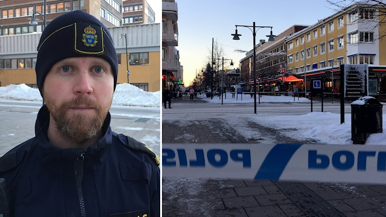 Insatsledaren Anders Englund