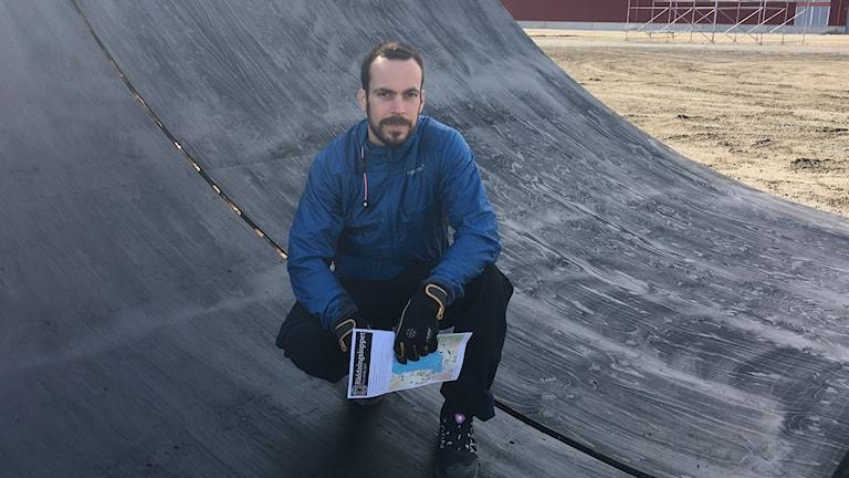 David Nyström räddningsloppet