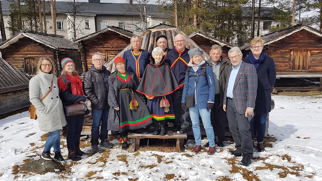 Karin Stenberg seminarium i Arvidsjaur maj 2019 (