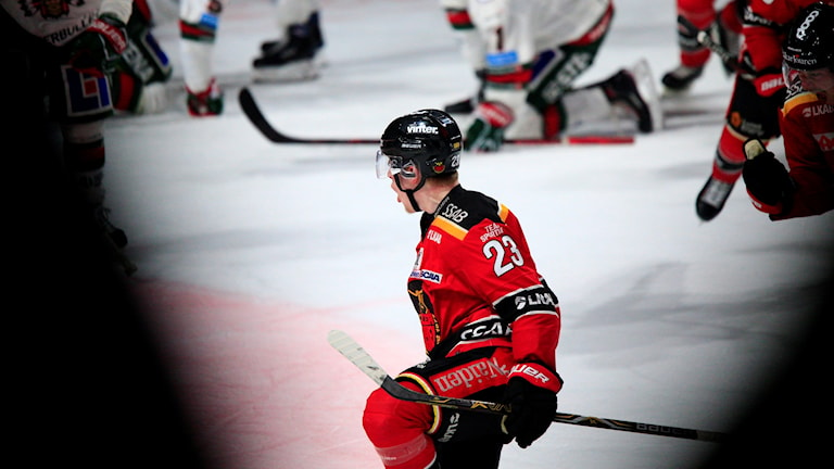 Jesper Sellgren blev matchvinnare