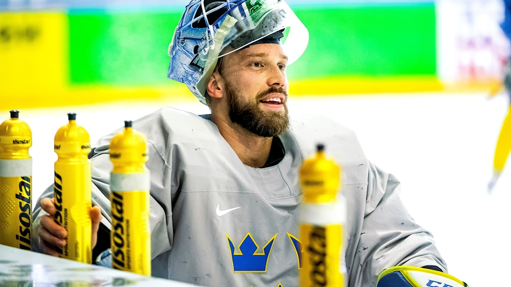 Tre Kronors målvakt Anders Nilsson