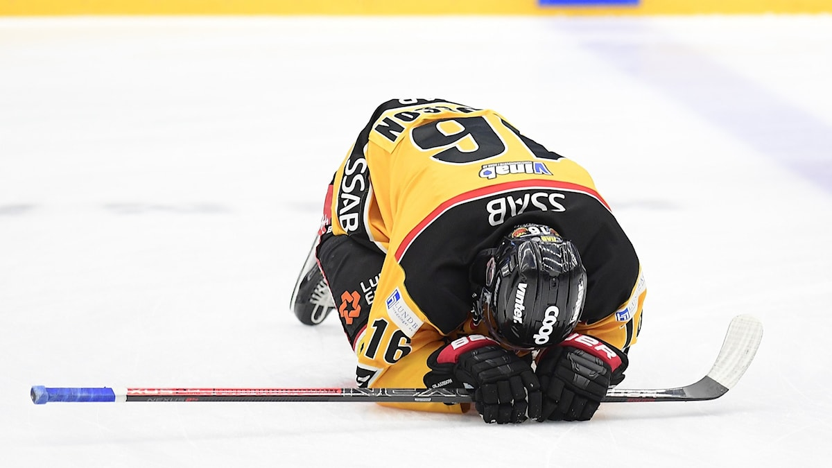 Arkivbild. Luleå hockey.