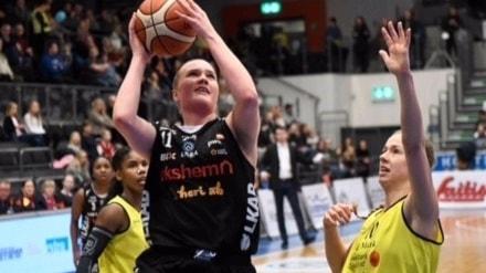 Allis Nyström, Luleå basket.