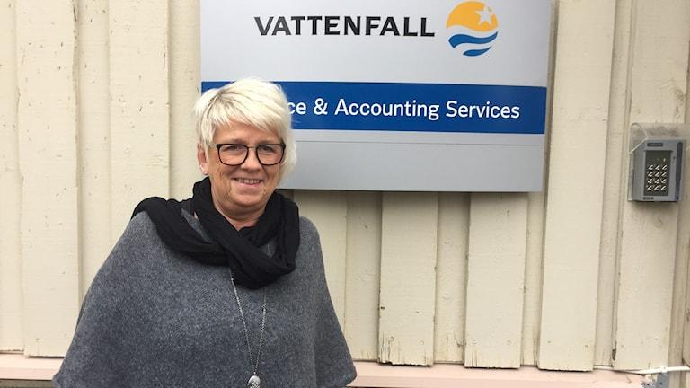 Berit Lindgren Vattenfall Accounting