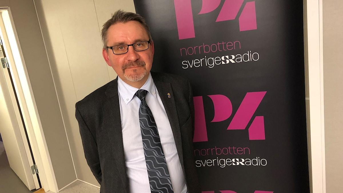 Johan Antti, länssråd i Norrbotten