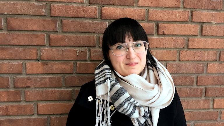 Ann-Sofie Isaksson, tillförordnad ordförande för Socialdemokraterna i Pajala.