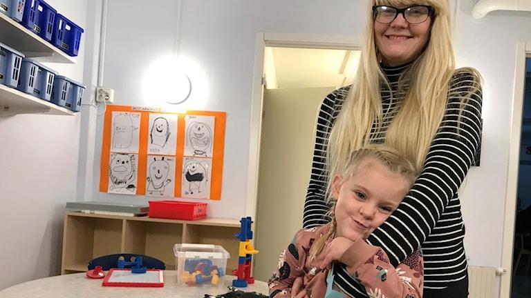 Sissi Cogburn kom till Snömannens förskola för att se de animerade filmer som fyraåriga Björk Cogburn och hennes vänner hade gjort.