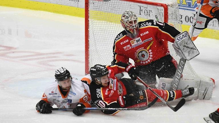 Oscar Masiello Luleå Hockey.