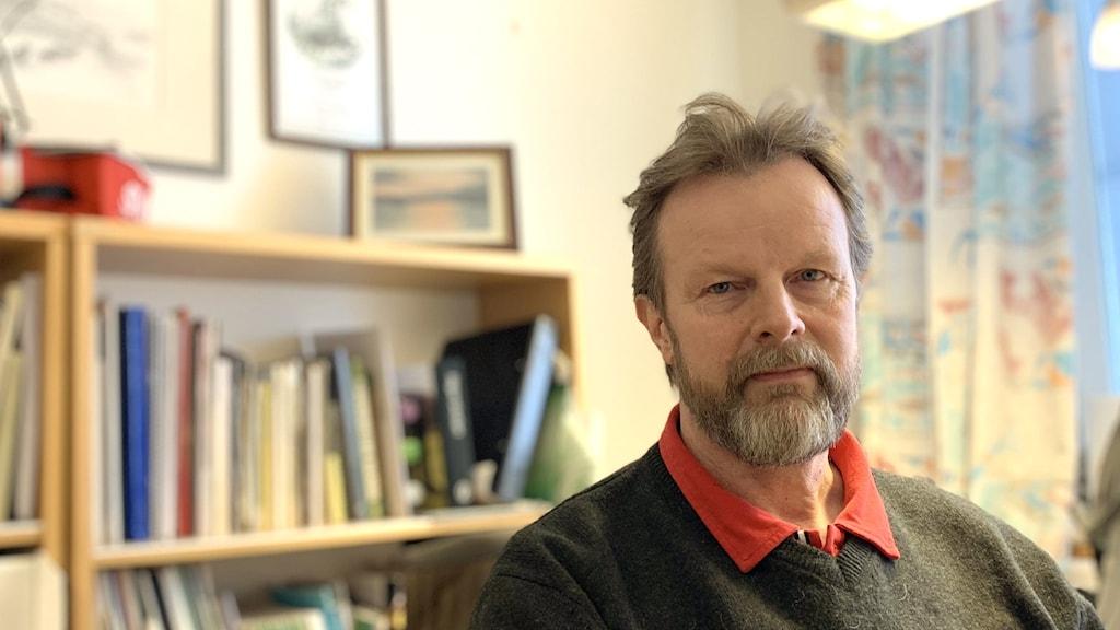 Björn Sundgren, jaktvårdskonsulent