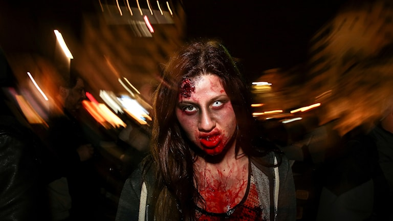 Zombie.