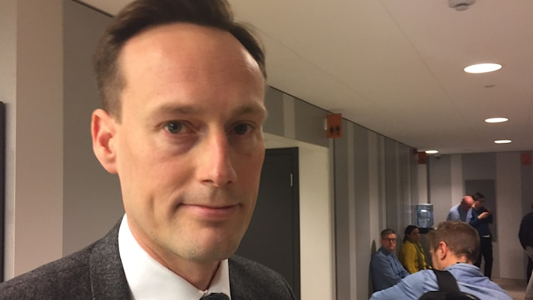 Jonas Westerlund, advokat