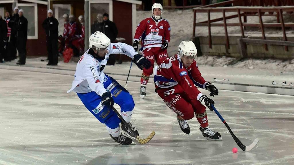 Kalix besegrade Vänersborg.