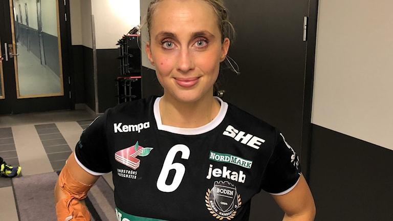 Emmy Nordmark, Boden Handboll.