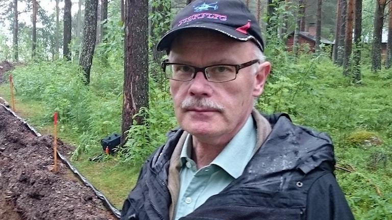 Kjell-Åke Aronsson.