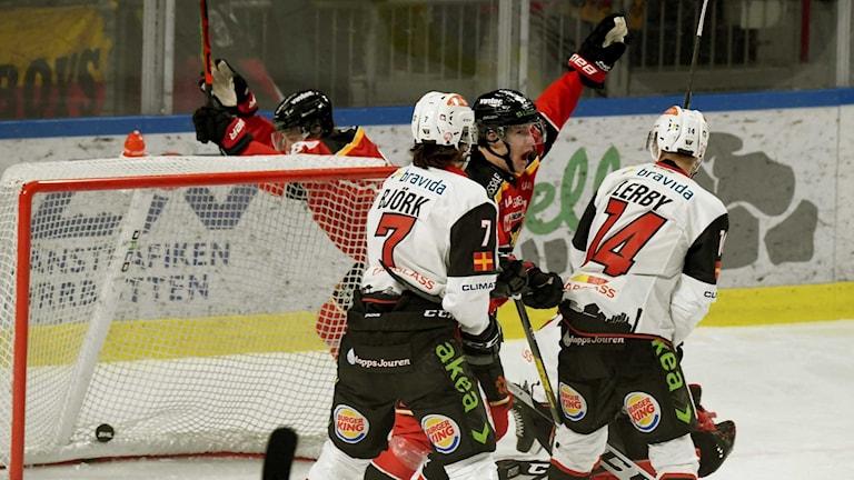 Luleå Hockey, Malmö Redhawks, SHL
