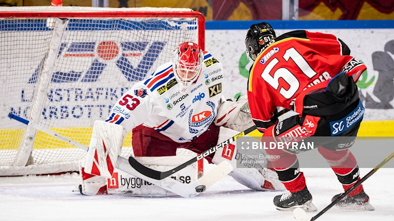 Luleå Hockey-Oskarshamn
