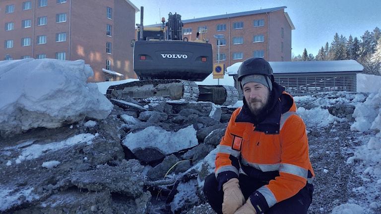 Roger Jakobsson, Luleå kommun