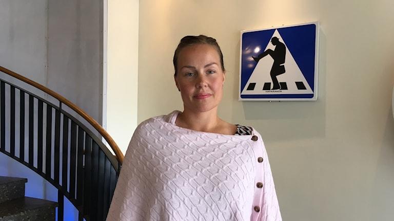 Suvi Järvinen-Valo chef individ- och familjeomsorg