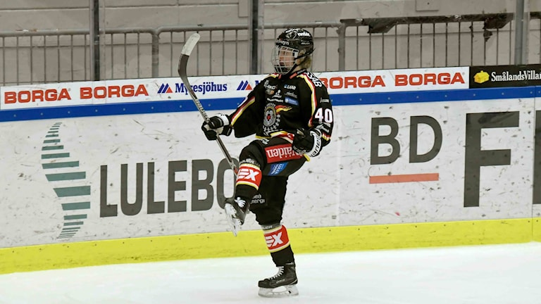Luleå MSSK mot Djurgården