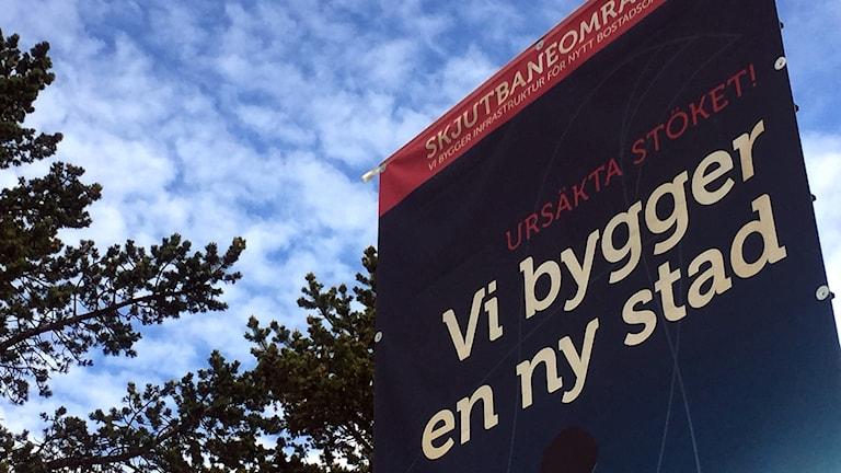 68 lägenheter ska byggas på skjutbaneområdet i Kiruna.