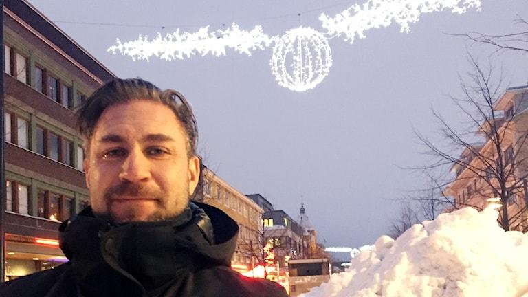 Mikael Renqvist, jurist Hyresgästföreningen.