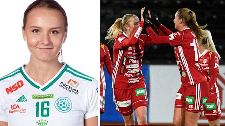 Assis Johanna Antti går till Piteå.